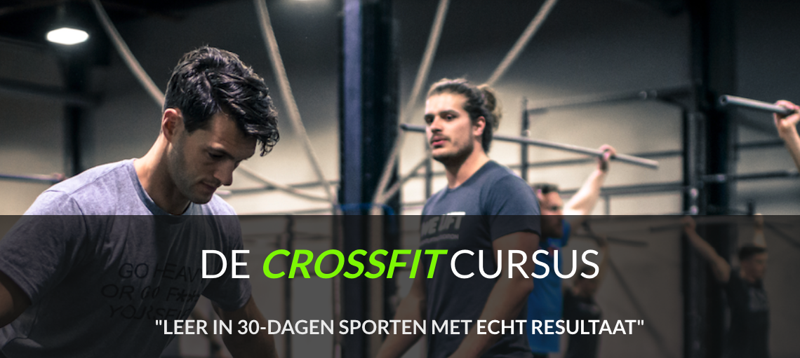 CrossFit Cursus bij CrossFit Spaarne!